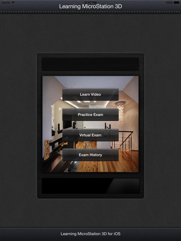 LearnFor MicroStation3D screenshot 6