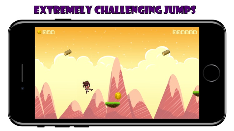 Jump & Hang screenshot-2