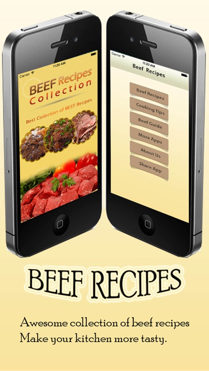 Beef Recipes Collection - Beef Food