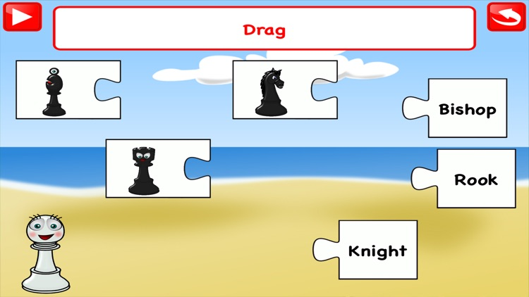 Kindergarten Chess Games Learn screenshot-4