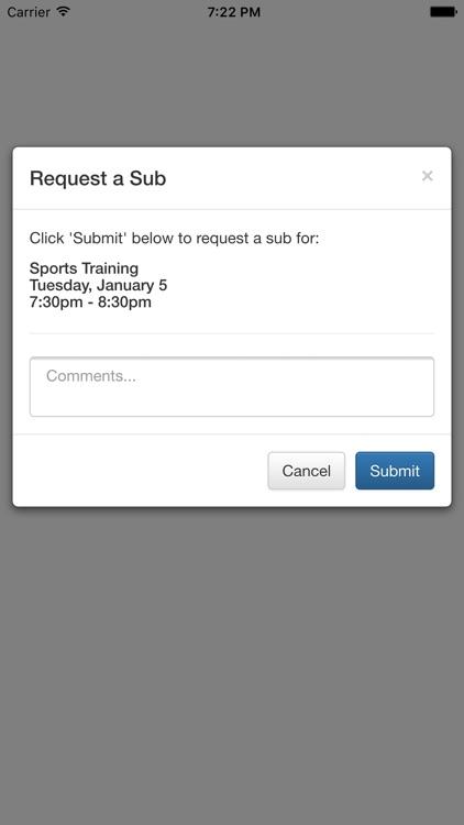 GroupEx PRO - Instructor Dashboard screenshot-3