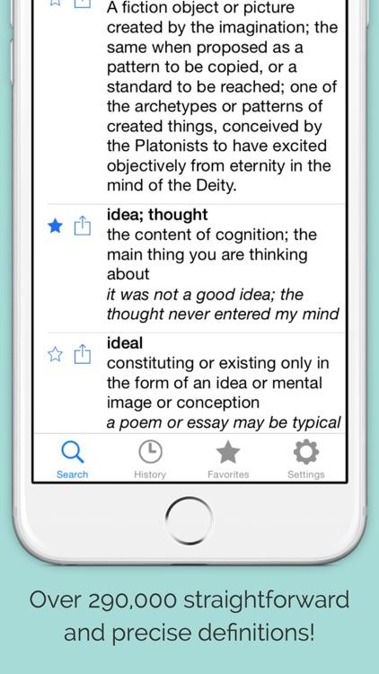 Advanced English Dictionary Offline