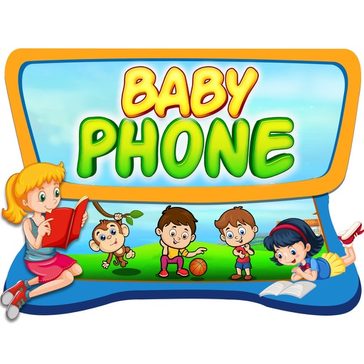 Baby Phone Rhymes - Baby Phone For Kids & Toddlers