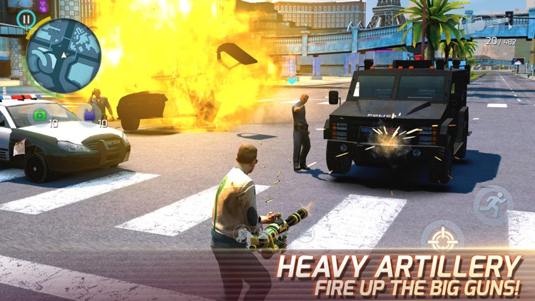 Gangstar Vegas screenshot-2