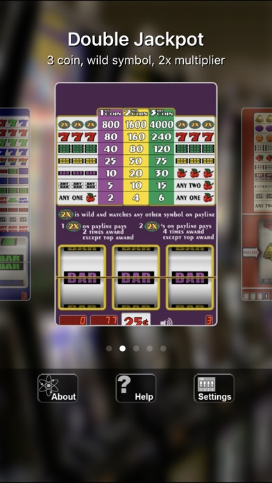 Vegas Slots review screenshots