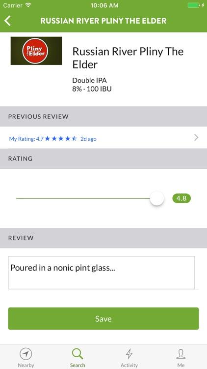 TapHunter - Find Beer, Wine, Spirits, & More screenshot-4
