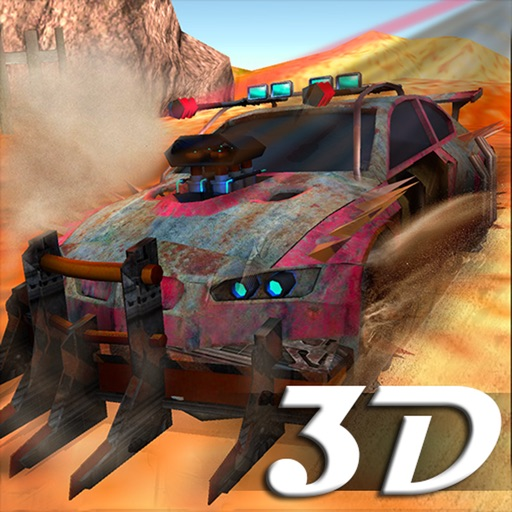 3D Death Car Racing