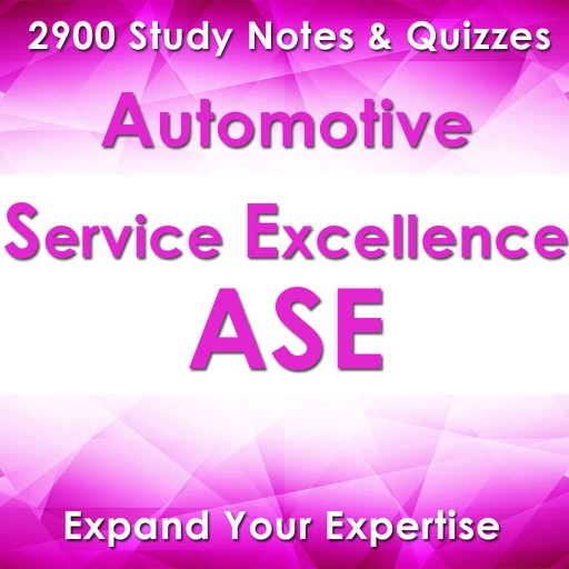 Automotive Service Excellence (ASE) Test Bank App