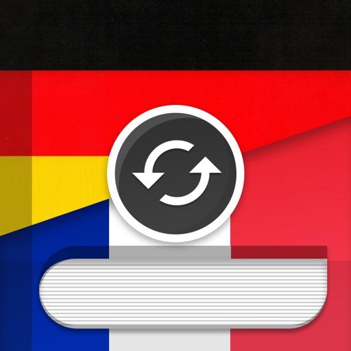 Français - Allemand Dictionnaire de poche Offline
