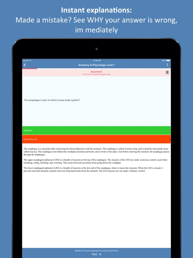 HESI A2 Practice Test on the App Store