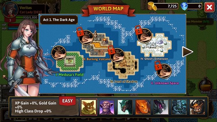 The Dark RPG screenshot-3