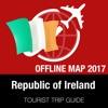 爱尔兰 旅游指南+离线地图