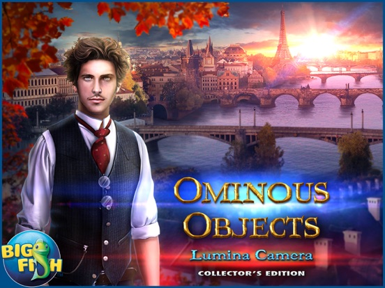 Ominous Objects: Lumina Camera HD - Hidden Objects screenshot 5