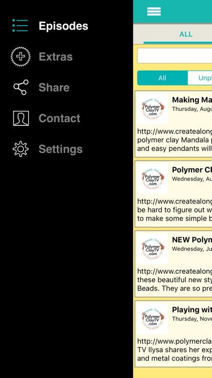 Polymer Clay TV screenshot-3