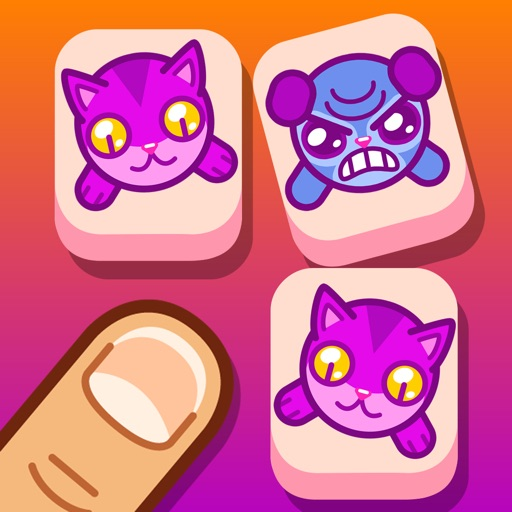 Meow Tap - Cat Tile Fast Card Game icon