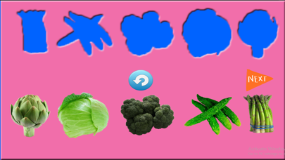 Enjoyable Learning of Vegetable Names for Toddlers screenshot three