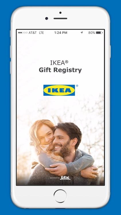 IKEA Gift Registry