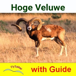 Hoge Veluwe National Park GPS and outdoor map