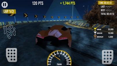 Night Race - 山岳高速リアルなスポーツカーレースのおすすめ画像5