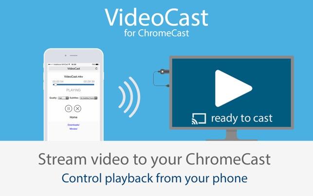 VideoCast for ChromeCast en Mac App Store