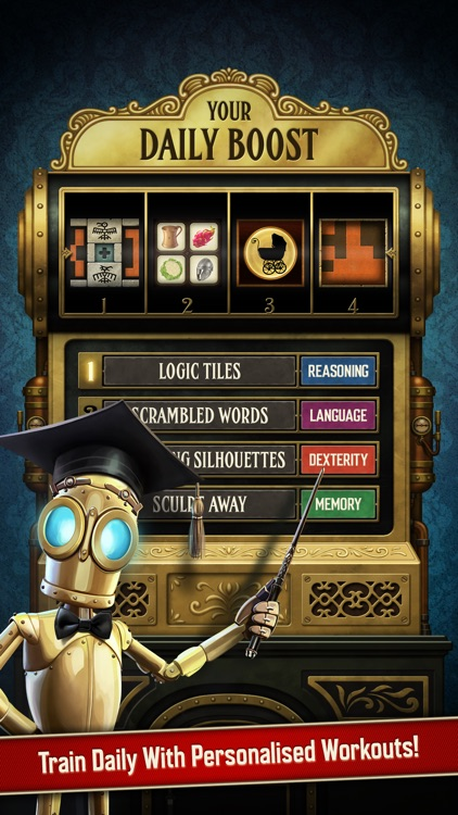 Clockwork Brain Training | Memory & Attention Game screenshot-2