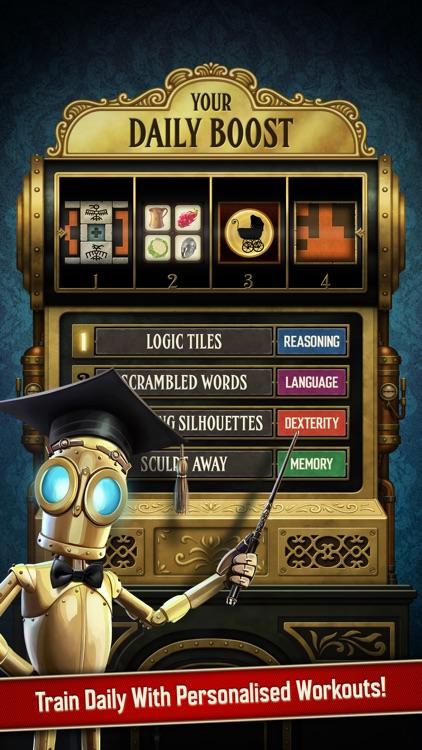 Clockwork Brain Training | Memory & Attention Game