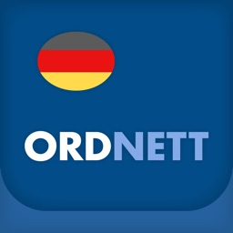 Ordnett - German Blue Dictionary