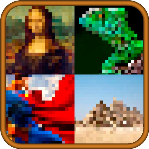 Pixel Quiz - Word Guess Game
