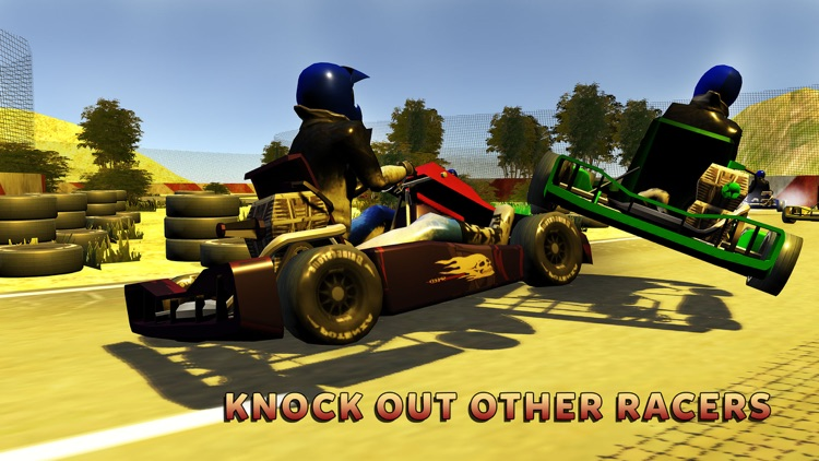 Kart Racing Simulator – Speed racer & crazy driver