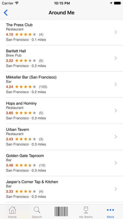 Beer Buddy - Scanner & Ratings screenshot-4