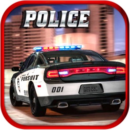 Police Crime Chase Simulator 3D Free Race Driving