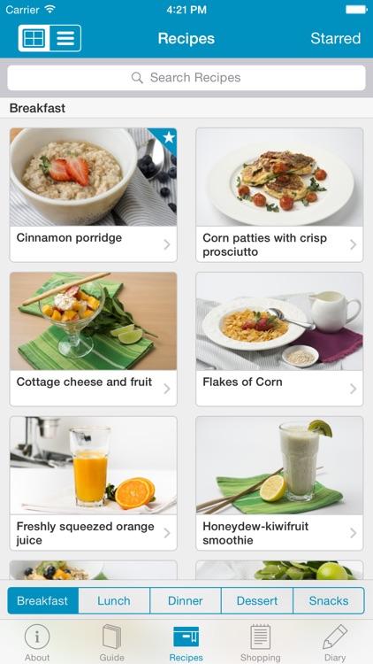 Monash University FODMAP diet screenshot-3