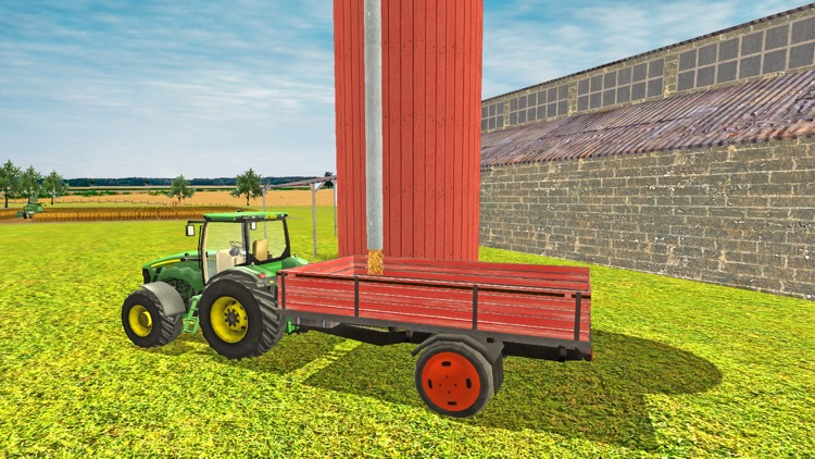 Farming Tractor Simulator 2017 3D: Hill screenshot-3