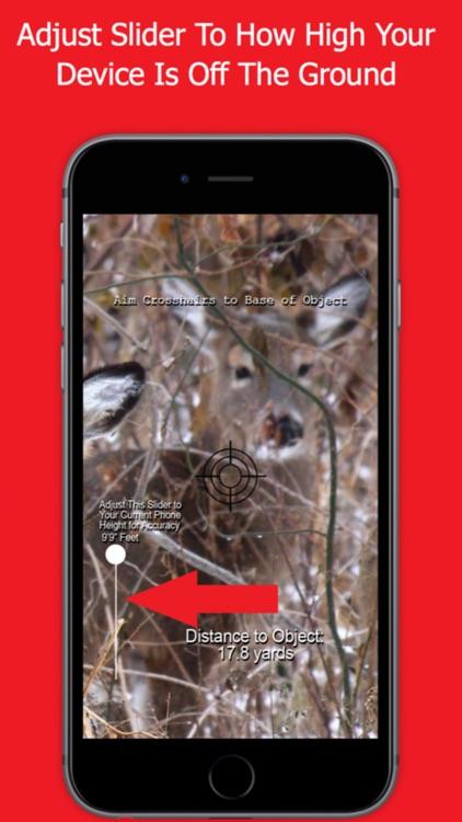 Range Finder for Hunting Deer & Bow Hunting Deer screenshot-3