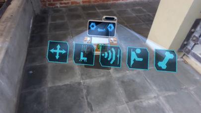 BRIDGET: A mixed reality robot screenshot two