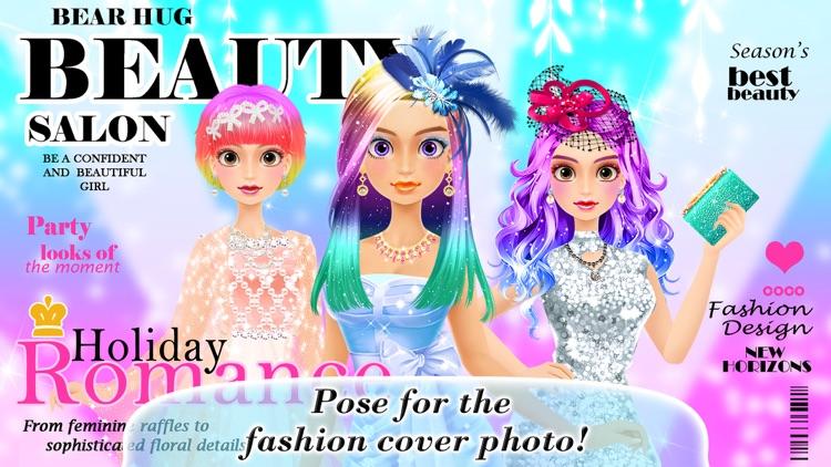 Beauty Salon - Girls Games screenshot-4