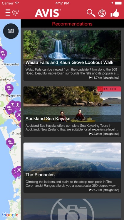 AVIS NZ Travel screenshot-3