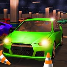 多层汽车停车司机模拟器