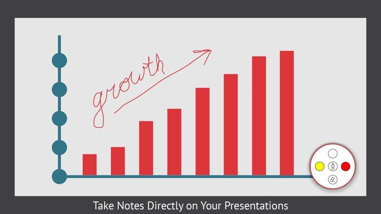Vimodi | presentation discussion app for meetings screenshot-4