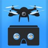 3D FPV - DJI drone flight in real 3D VR FPV Reviews