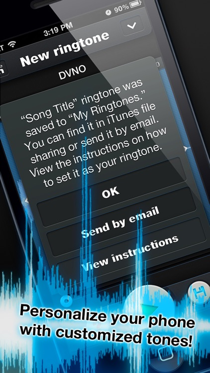 Ringtones Unlimited Pro - Ringtone Pimp Maker screenshot-3