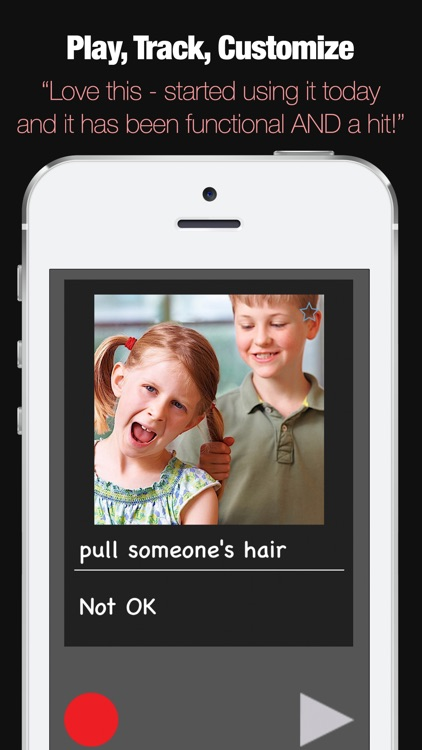 Autism Social Categories and Behaviour App screenshot-4