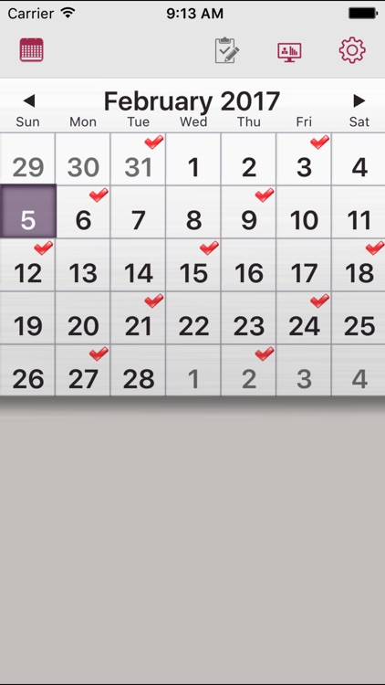 Schedule work shifts