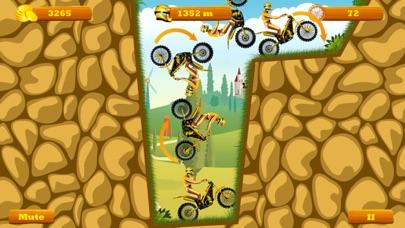 Screenshot #2 pour Moto Hero -- Silver Rider
