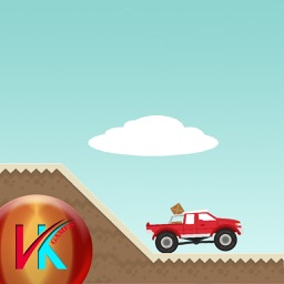 Car Driving With Luggage - Kids Game