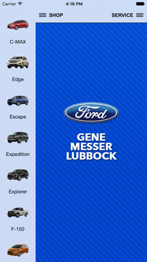 Gene Messer Ford >> Gene Messer Ford Lubbock On The App Store