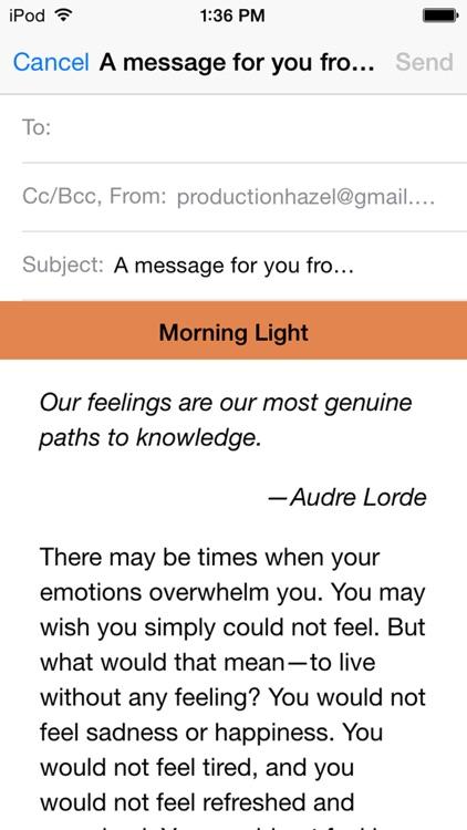 Morning Light / Night Light screenshot-4