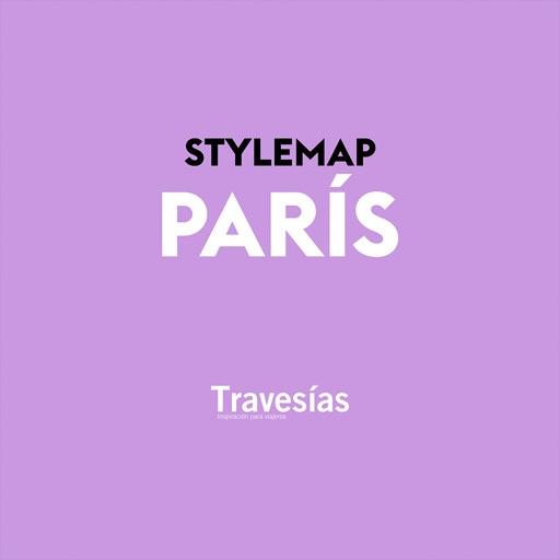 Stylemap París