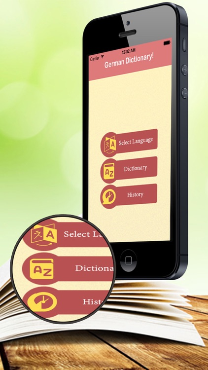 German - English Offline Dictionary