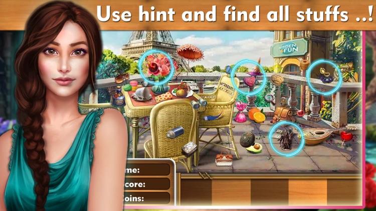 Hidden object: Mystery park pro screenshot-3
